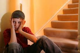 Children depressed